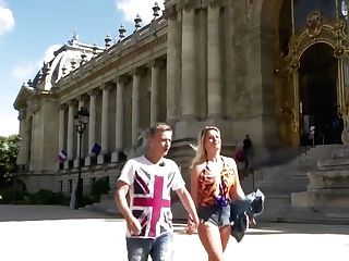 Brittish Beauty Sienna Day Fucking With A Massive Hard French Meatpipe At Paris