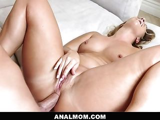 Analmom - Arse-fucking Phat Bootied Blonde Mummy