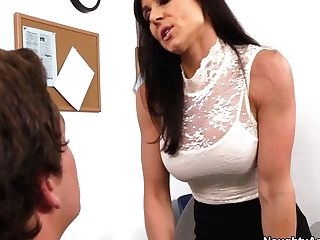 Kendra Eagerness Burns With Desire To Be Fucked