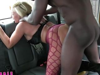 Femalefaketaxi Big Black Prick Makes Cabbie Jism